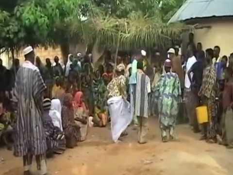La Fete de Retrouvaille du Nintche a Bowounda (Sokode/Togo) 2008 *2/ DERNIERE DANCE DE OURO GOUNI