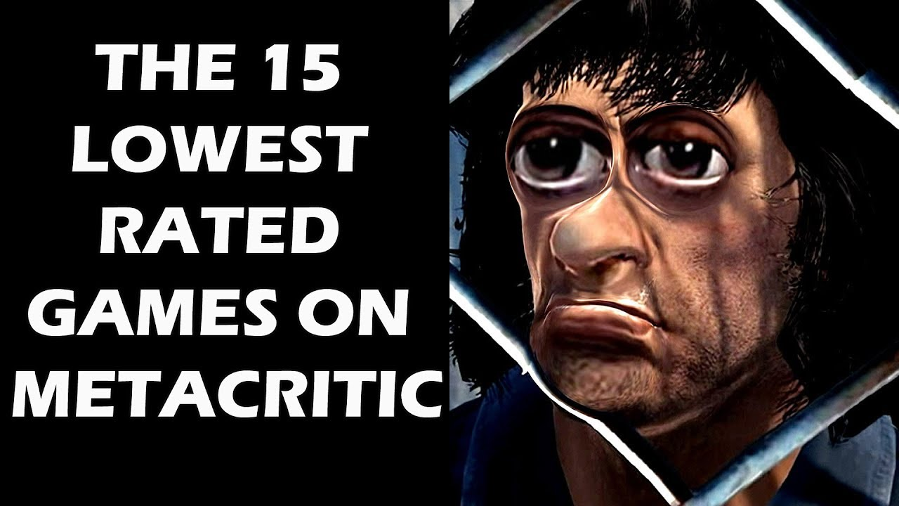 15 Games That Have The Lowest Ratings On Metacritic | Page 15
