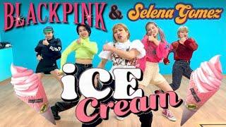 BLACKPINK - ''Ice Cream (With Selena Gomez) dance cover by xD(クロスディー)
