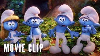 Smurfs: The Lost Village - Caves Clip - At Cinemas March 31