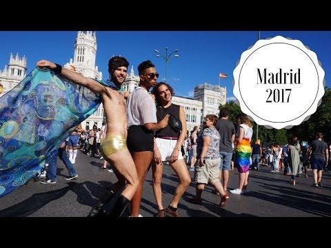 World Pride Madrid 2017 –¡aprende más inglés!