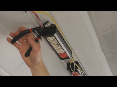T5 Ballast Wiring Diagram Square D Motor Starter Toggled T8 And T12 Led Tube Installation Instructions How To Install Tubes