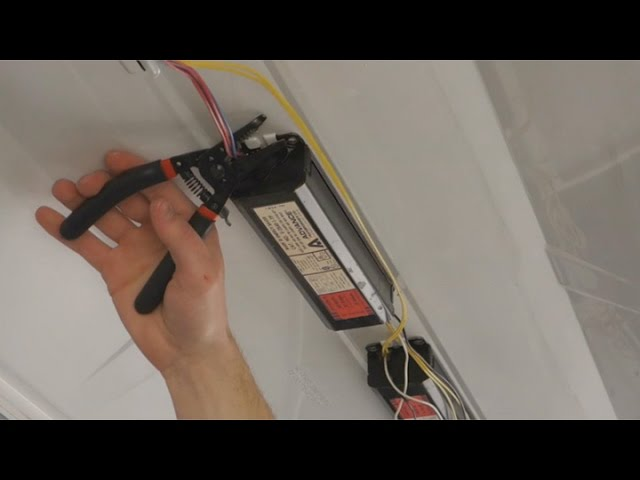 toggled t8 and t12 led tube installation instructions - how to install led  t8 and t12 tubes - youtube  youtube
