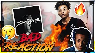 XXXTENTACION - BAD! (Official Audio) | REACTION! 🖤