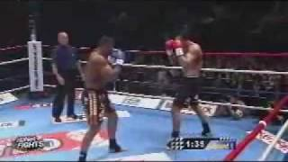 Badr Hari vs Alistair Overeem - Semi Final - Fight Video K-1 World GP Final 2009
