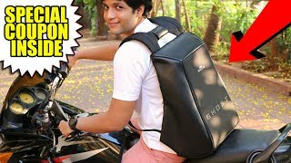 Best Anti Theft Laptop Backpack [ GODS GHOST ] Review