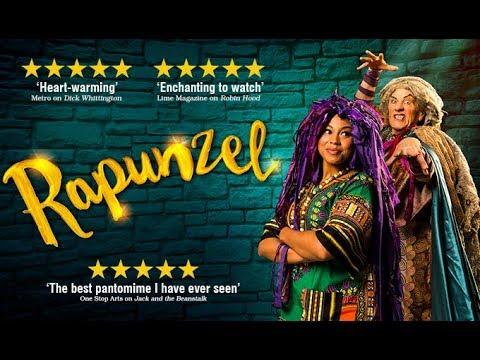 Rapunzel - Making a Stratford East panto   Theatre Royal Stratford East