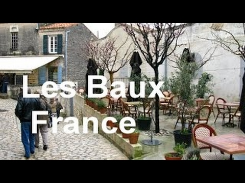 Les Baux one of the most Beautiful villages in France - LVBO Travel