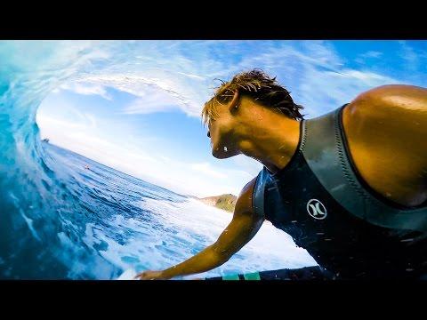 """GoPro: Surfing Spice Island """"Thru My Eyes"""" - Koa and Alex Smith"""