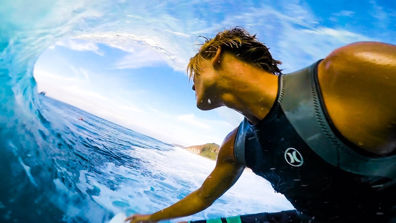 "GoPro: Surfing Spice Island ""Thru My Eyes"" - Koa and Alex Smith"
