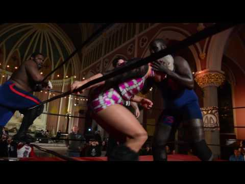 Capitol Wrestling Episode 01