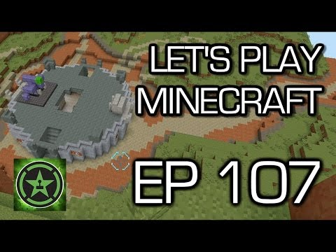 Let's Play Minecraft: Ep. 107 - Halo Mashup