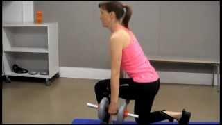 5 минут упражнений против целлюлита: видео