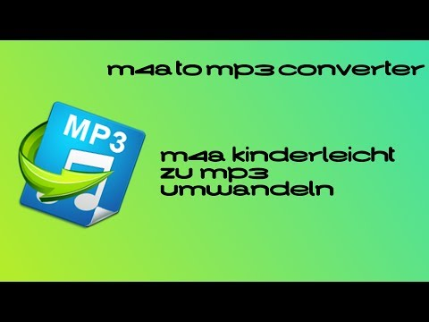 UMWANDLUNG zu MP3 DATEIEN - TUTORIAL