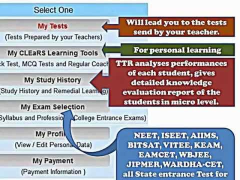 NEET ISEET PRACTICE TEST :EASY LEARN