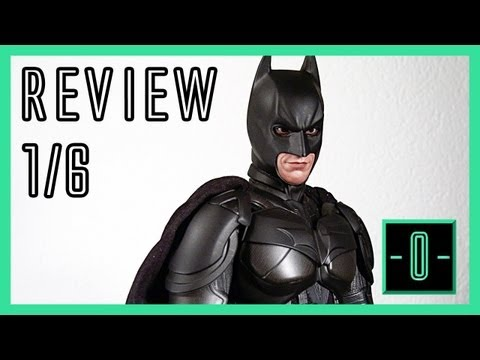 Hot Toys DX12 Batman 1/6 - The Dark Knight Rises - Unboxing, Review And First Opinions