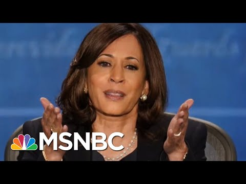 Harris Did 'Exactly What She Needed To Do' At Debate   Morning Joe   MSNBC