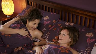 Emma and Jasmine  Older Woman and Younger Woman Relationship (Doctors) - Extended Cut