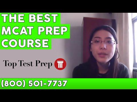 The Best MCAT Prep Course - Review of MCAT - TopTestPrep.com