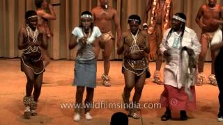 Dancing to the rhythm: Botswana dance