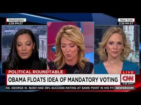 Angela Rye discusses voting rights w CNN's Brooks Baldwin