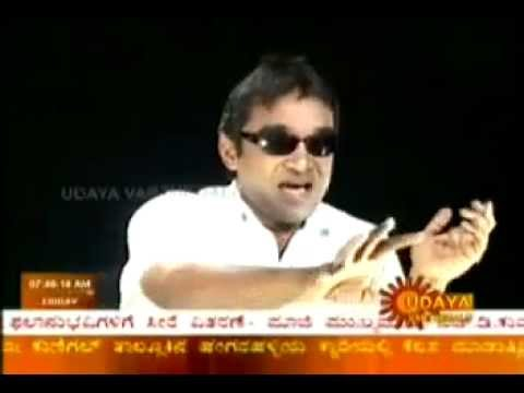 You Will Cry Laughing - Ultimate Comedy- Udaya TV interview (Jedara Bale) - Funny