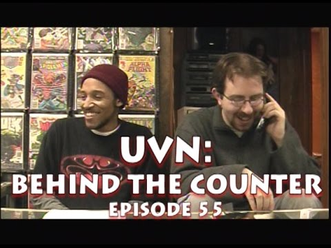 UVN: Behind the Counter 55