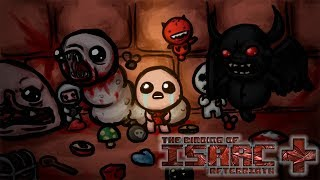 The Binding of Isaac: Afterbirth+ - #100 - Про универ