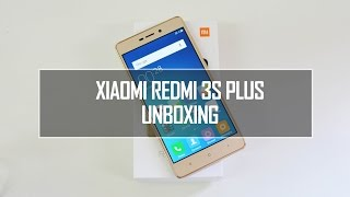 Xiaomi Redmi 3S Plus (3s+) Unboxing and Hands On | Techniqued