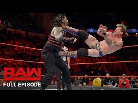 WWE Raw Full Episode, 31 October 2016