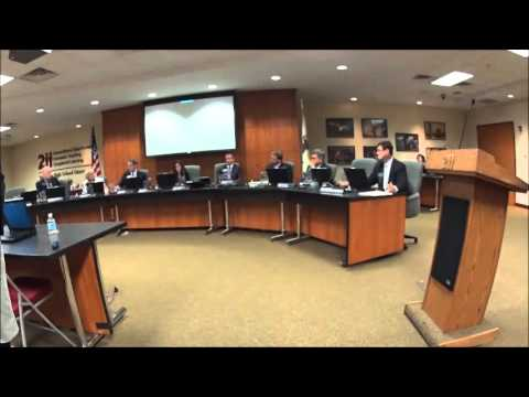 District 211 debates our property tax levy.