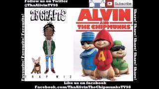 Download Video Word on The Town ft  Juicy J Pimp C #28Grams @wizkhalifa Alivin' & The Chipmunks MP3 3GP MP4