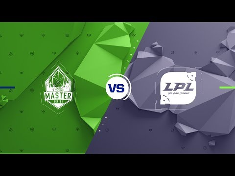 LMS vs. LPL | Finals Game 1 | 2017 All-Star Event | LMS All-Stars vs. LPL All-Stars