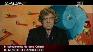 Crozza imita Cancellieri: sono umana, saluto i Ligresti -VideoDoc