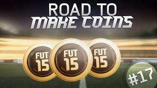 FIFA 15 ULTIMATE TEAM   COMPRAVENDITA #17   COME FARE CREDITI