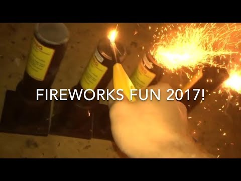Fireworks Fun 2017: The Tradition Continues  (Full Movie!)