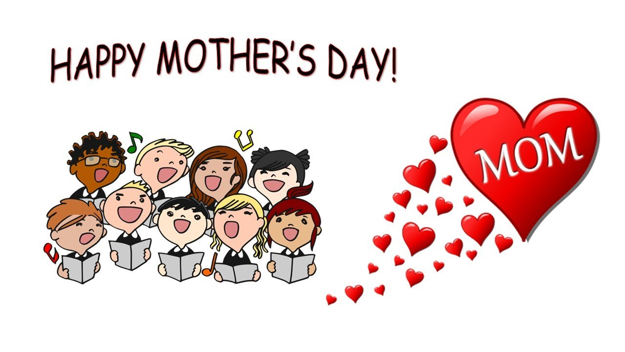 Happy Mother's Day / Mother's Day Songs for Children - YouTube