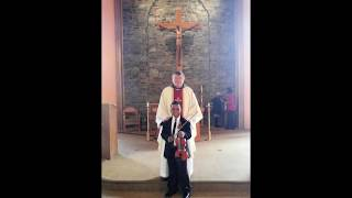 """""""Ave Maria"""" (violin solo) Tyler Butler-Figueroa, Violinist 11 years old"""