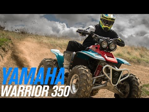 Yamaha Warrior 350 | ATV Overview
