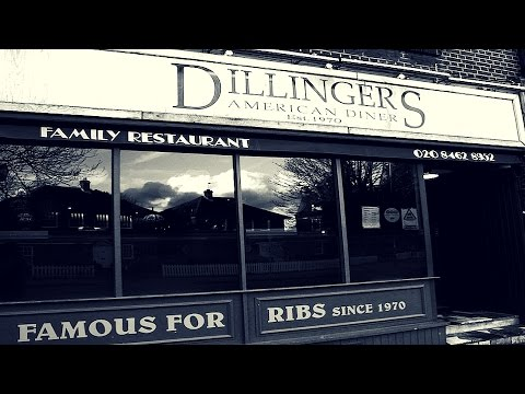Dillingers: American Gangster Themed Restaurant in Hayes