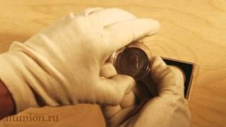 Видеобзор Капсул для монет QUADRUM Intercept leuctturm (Германия)