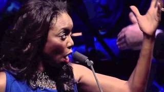 heather headley live singing somewhere over the rainbow andrea bocelli tour 2011