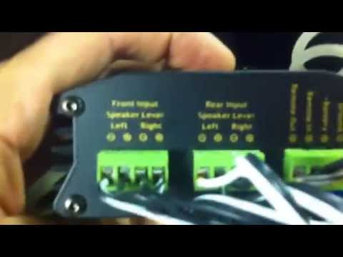 Md. Lab SQ5 цифровой преобразователь из штатной головы в RCA