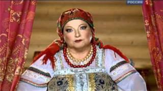 Елена Степаненко в мюзикле Морозко (2010)