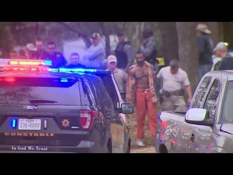 De película: luchador de MMA acusado de tres asesinatos se escapa de la policía camino a la cárcel