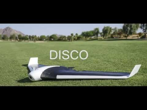 Disco manual flight demonstation in Palm Springs
