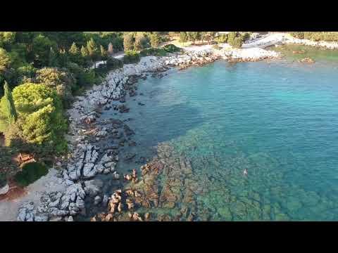 DJI Spark - Fly around Rovinj- Croatia