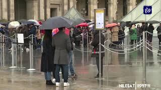 إغلاق متحف اللوفر بسبب كورونا (3/3/2020)