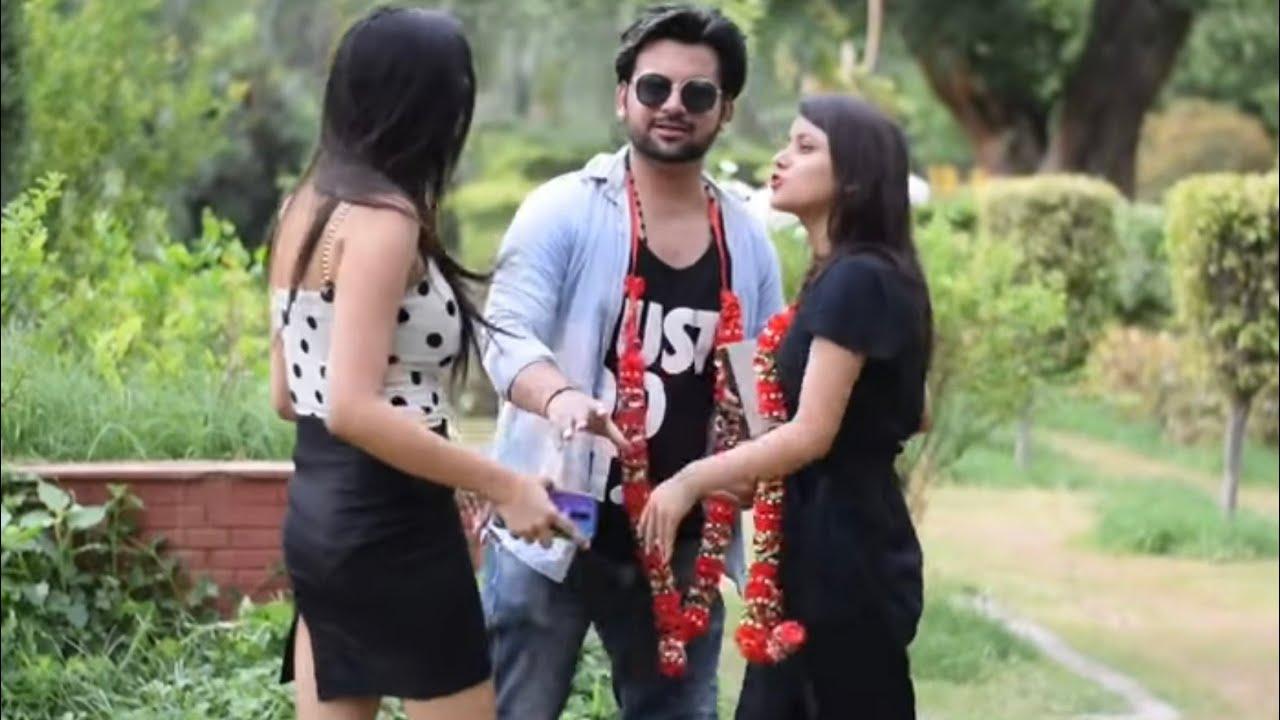 Fake Marrige Prank On My Girlfriend    Pranks In India    New Pranks 2020    Harsh Chaudhary