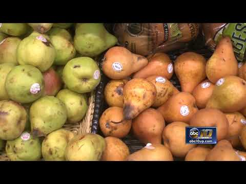 Marquette County ACHIEVE provides organic produce to JJ Packs